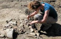 Les géologues en Afrique
