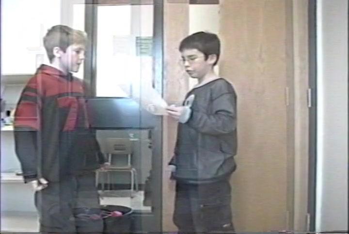 Exemple d'une audition