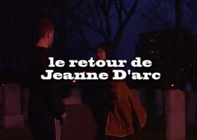 Le retour de Jeanne D'arc