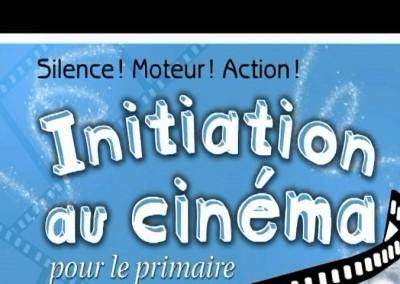 Promo lancement du programme « Initiation au cinéma » (2010)