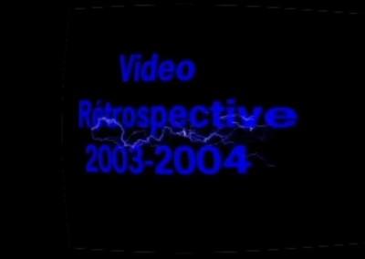 Exemple d'une vidéo souvenir