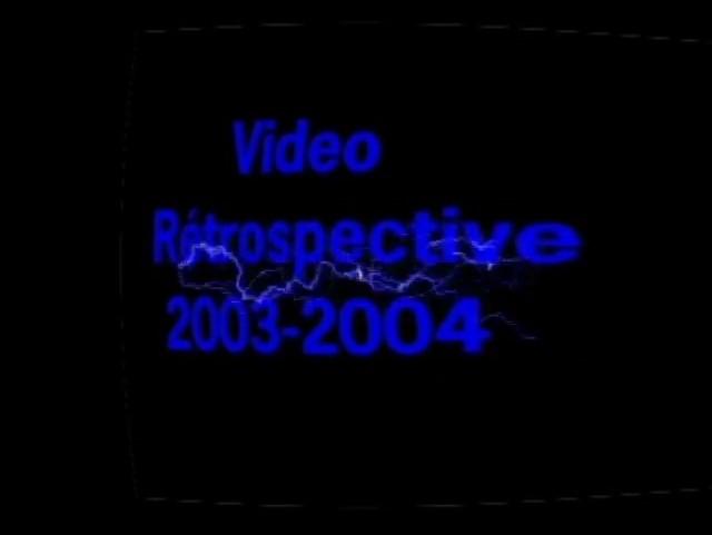 Exemple d'une vidéo souvenir vignette