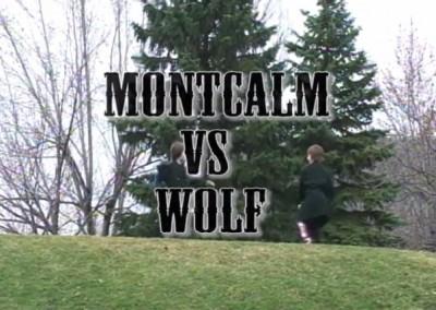 Wolf vs Montcalm