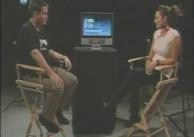 Entrevue à l'émission Synopsis (canal Vox, 2009)