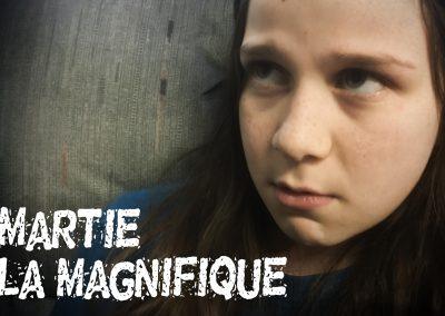 Martie la magnifique (2016)