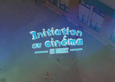 Initiation au cinéma en direct (2016)